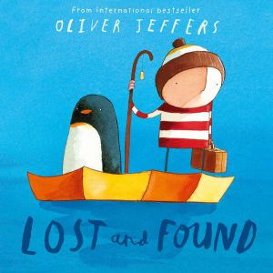 Lost and Found Front Cover