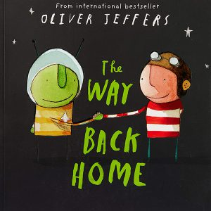 The Way Back Home Front Cover