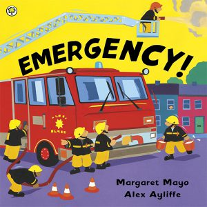 Emergency! Front Cover
